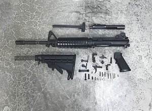 "Bushmaster 14.5"" Complete Parts Kit"