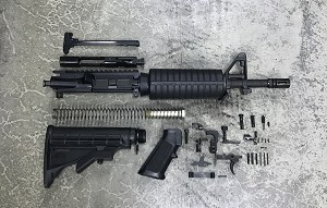 "Bushmaster 11.5"" Parts Kit"