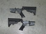 Bushmaster Complete Lower Receivers