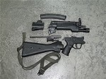 Heckler & Koch MP5A2 Parts Kit